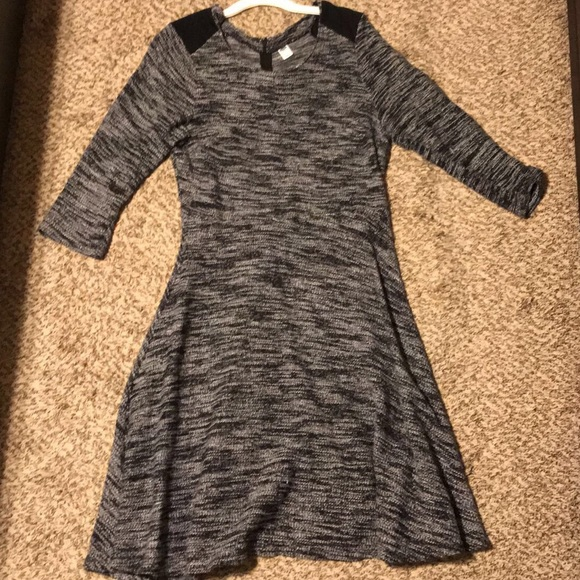Old Navy Dresses & Skirts - Black and Gray Old Navy Dress